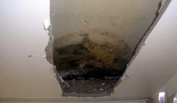 ceiling-damage-from-leaking-roof